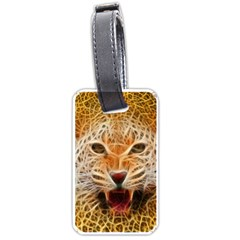 66w Luggage Tag (one Side) by TheWowFactor