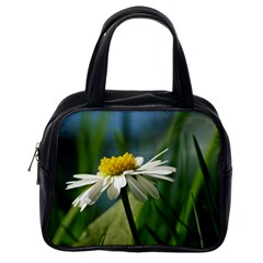 Daisy Classic Handbag (one Side) by Siebenhuehner