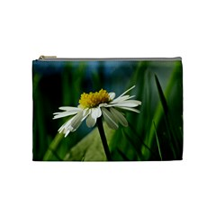 Daisy Cosmetic Bag (medium) by Siebenhuehner