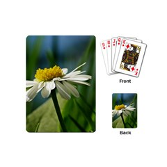 Daisy Playing Cards (mini) by Siebenhuehner