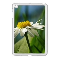 Daisy Apple Ipad Mini Case (white) by Siebenhuehner