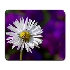 Daisy Large Mouse Pad (rectangle) by Siebenhuehner