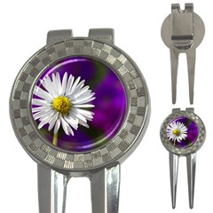 Daisy Golf Pitchfork & Ball Marker by Siebenhuehner
