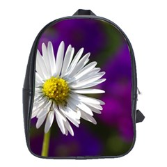 Daisy School Bag (large) by Siebenhuehner