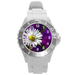 Daisy Plastic Sport Watch (large) by Siebenhuehner