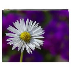 Daisy Cosmetic Bag (xxxl) by Siebenhuehner