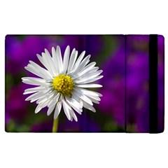 Daisy Apple Ipad 3/4 Flip Case by Siebenhuehner
