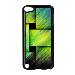 Modern Art Apple Ipod Touch 5 Case (black) by Siebenhuehner