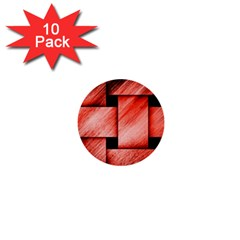 Modern Art 1  Mini Button (10 Pack) by Siebenhuehner