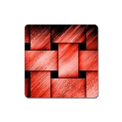Modern Art Magnet (square) by Siebenhuehner