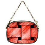 Modern Art Chain Purse (Two Sided)  Back