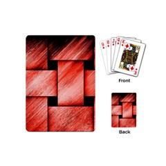 Modern Art Playing Cards (mini) by Siebenhuehner