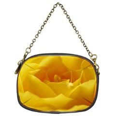 Yellow Rose Chain Purse (one Side) by Siebenhuehner