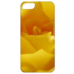 Yellow Rose Apple Iphone 5 Classic Hardshell Case by Siebenhuehner