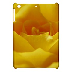 Yellow Rose Apple Ipad Mini Hardshell Case by Siebenhuehner