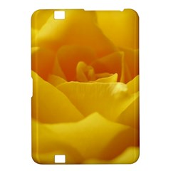 Yellow Rose Kindle Fire Hd 8 9  Hardshell Case by Siebenhuehner
