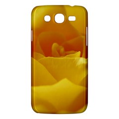 Yellow Rose Samsung Galaxy Mega 5 8 I9152 Hardshell Case  by Siebenhuehner