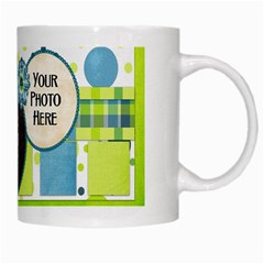 Bluegrass Boy Mug By Lisa Minor   White Mug   Ihlpblvc4i20   Www Artscow Com Right