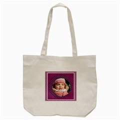 Our Tote Bag By Deborah   Tote Bag (cream)   Gbw9pf90244x   Www Artscow Com Back