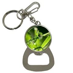 Waterdrops Bottle Opener Key Chain by Siebenhuehner