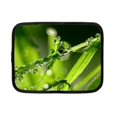Waterdrops Netbook Case (small) by Siebenhuehner