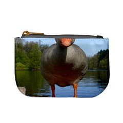 Geese Coin Change Purse by Siebenhuehner