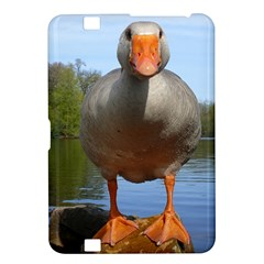 Geese Kindle Fire Hd 8 9  Hardshell Case by Siebenhuehner