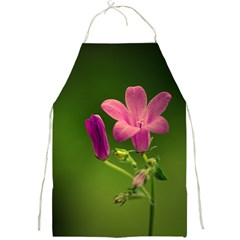 Campanula Close Up Apron by Siebenhuehner