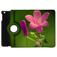 Campanula Close Up Apple Ipad Mini Flip 360 Case by Siebenhuehner
