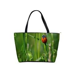 Ladybird Large Shoulder Bag by Siebenhuehner