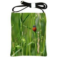 Ladybird Shoulder Sling Bag by Siebenhuehner