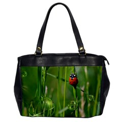 Ladybird Oversize Office Handbag (one Side) by Siebenhuehner