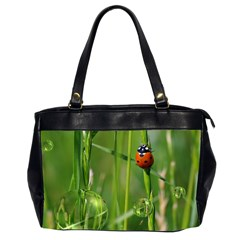 Ladybird Oversize Office Handbag (two Sides) by Siebenhuehner