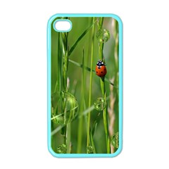 Ladybird Apple Iphone 4 Case (color) by Siebenhuehner