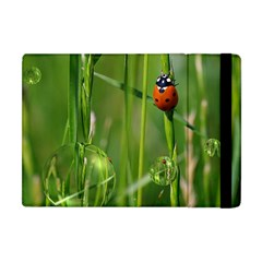 Ladybird Apple Ipad Mini Flip Case by Siebenhuehner