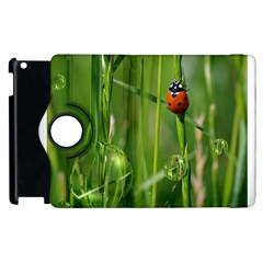 Ladybird Apple Ipad 3/4 Flip 360 Case by Siebenhuehner