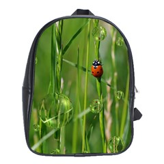 Ladybird School Bag (xl) by Siebenhuehner