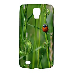 Ladybird Samsung Galaxy S4 Active (i9295) Hardshell Case by Siebenhuehner