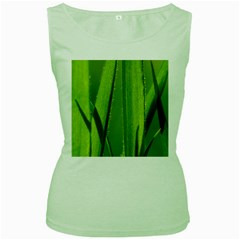 Grass Womens  Tank Top (green) by Siebenhuehner