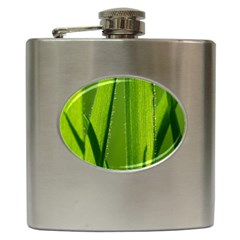 Grass Hip Flask by Siebenhuehner