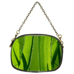 Grass Chain Purse (one Side)