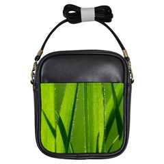 Grass Girl s Sling Bag by Siebenhuehner