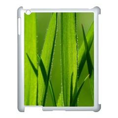 Grass Apple Ipad 3/4 Case (white) by Siebenhuehner