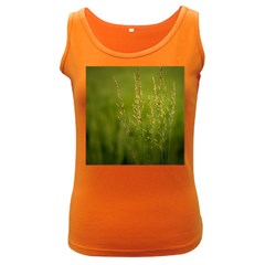 Grass Womens  Tank Top (dark Colored) by Siebenhuehner