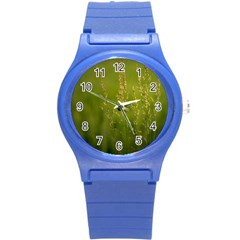 Grass Plastic Sport Watch (small) by Siebenhuehner