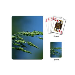 Waterdrops Playing Cards (mini) by Siebenhuehner