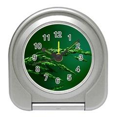 Waterdrops Desk Alarm Clock by Siebenhuehner