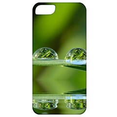 Waterdrops Apple Iphone 5 Classic Hardshell Case by Siebenhuehner