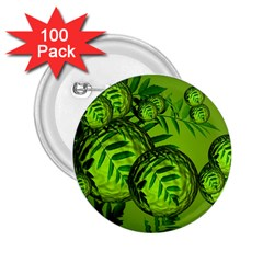 Magic Balls 2 25  Button (100 Pack) by Siebenhuehner