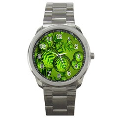 Magic Balls Sport Metal Watch by Siebenhuehner